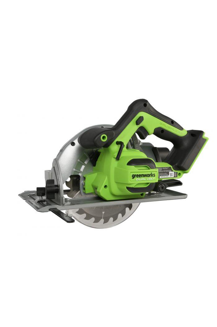 "24CS45 48V/24V Dual-Volt 7-1/4"" Circular Saw (Tool Only)"