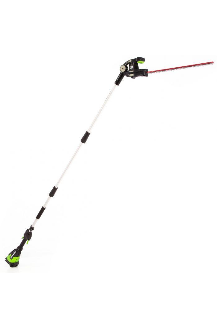 """48PH20 48V/24V 20"""" Dual-Volt Pole Hedge Trimmer"""