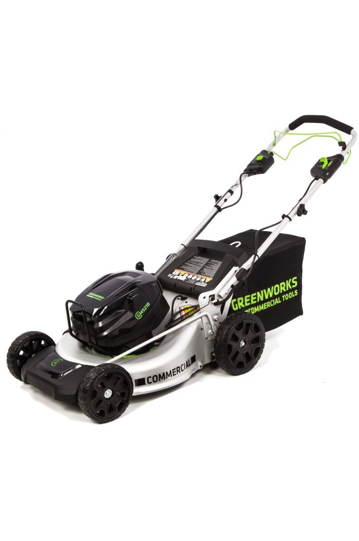 "GMS210 82-Volt 21"" Self-Propelled Lawn Mower (Tool Only)"