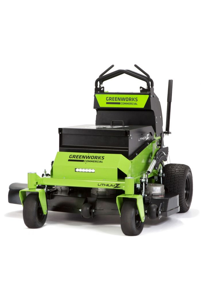 "GZ52S 82-Volt 52"" Stand-On Zero-Turn Mower"