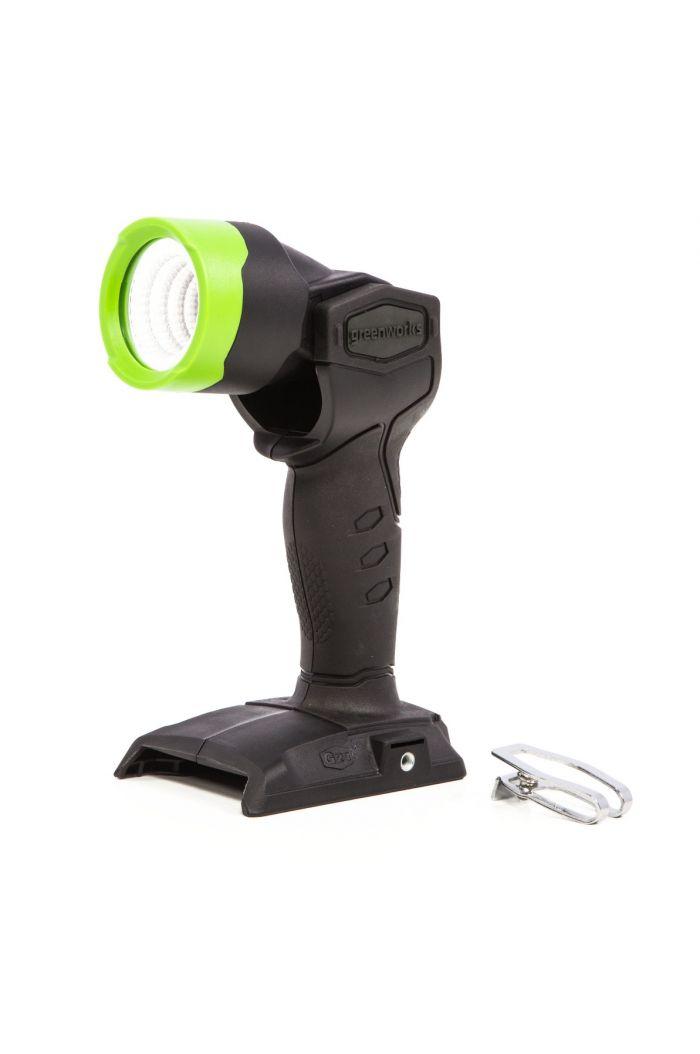 WLG302 48V/24V Dual-Volt LED Flashlight (Tool Only)