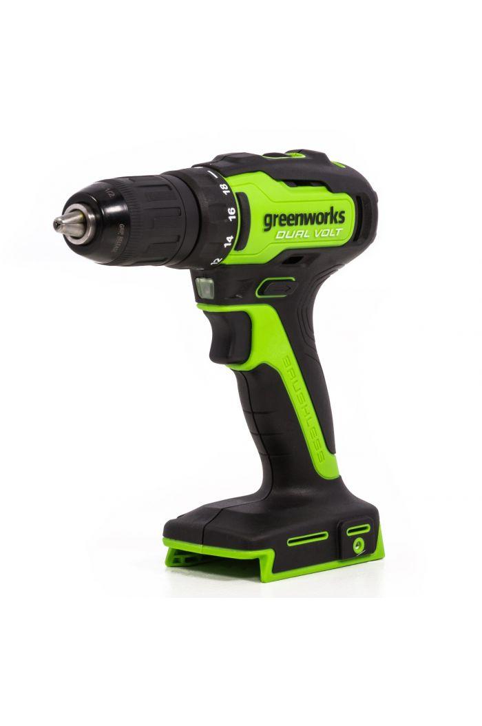 "24BD10 48V/24V Dual-Volt 1/2"" Drill/Driver  (Tool Only)"