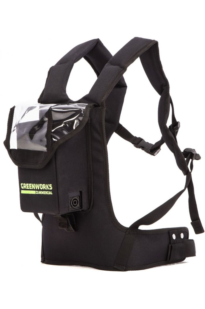 "82BH1 82-Volt Backpack Harness with 68"" Cord"