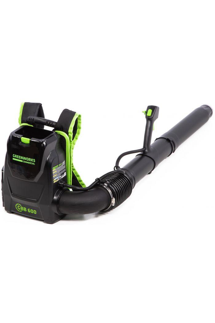 GBB600 82-Volt 600 CFM Backpack Blower (Tool Only)