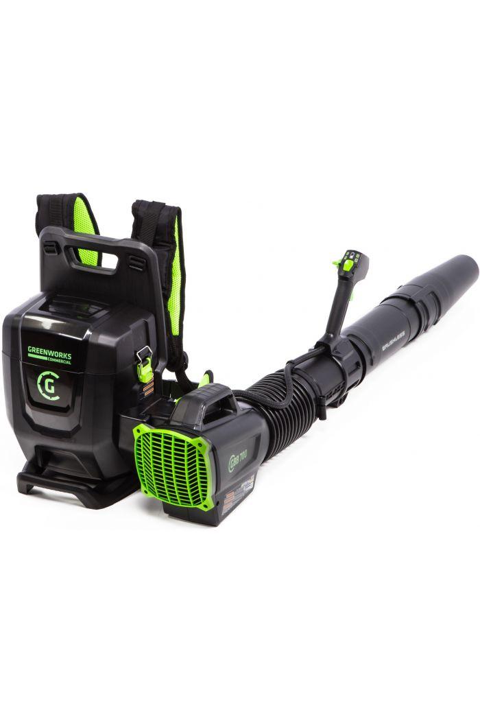 GBB700 82-Volt 690 CFM Dual-Port Backpack Blower (Tool Only)
