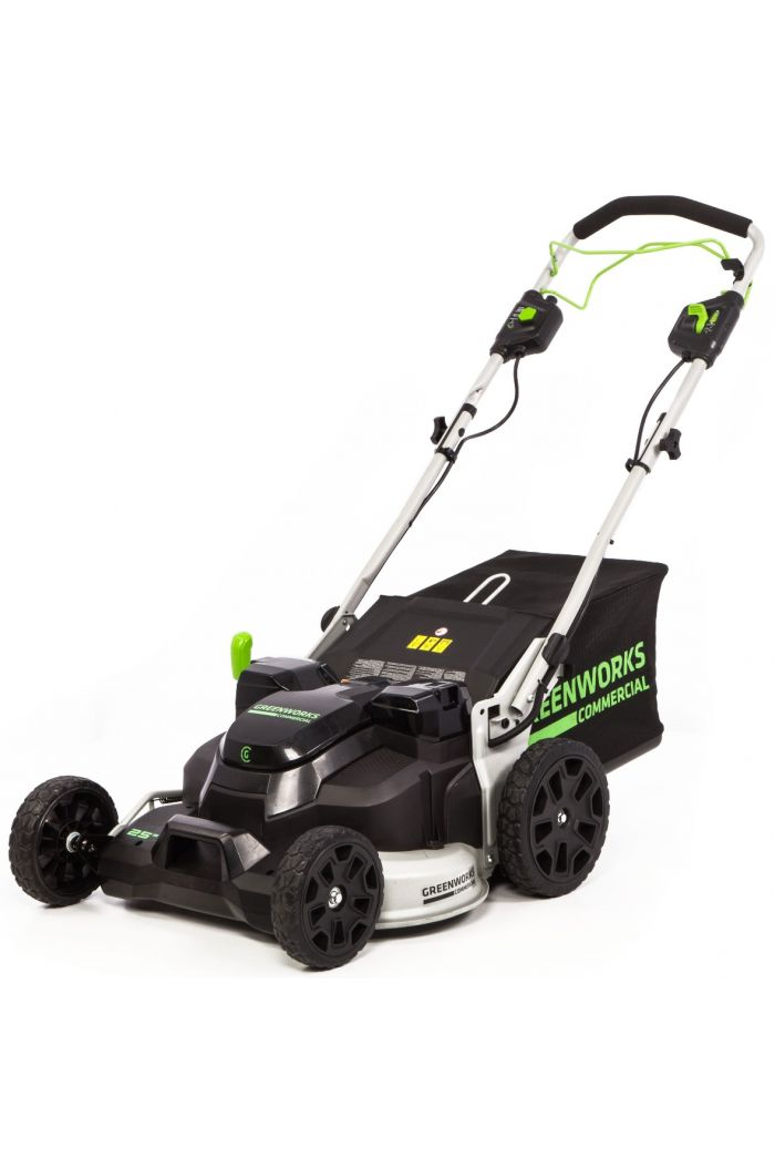 "GMS250 82-Volt 25"" Self-Propelled Lawn Mower (Tool Only)"