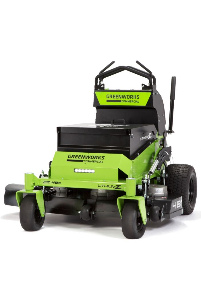 "GZ48S 82-Volt 48"" Stand-On Zero-Turn Mower"