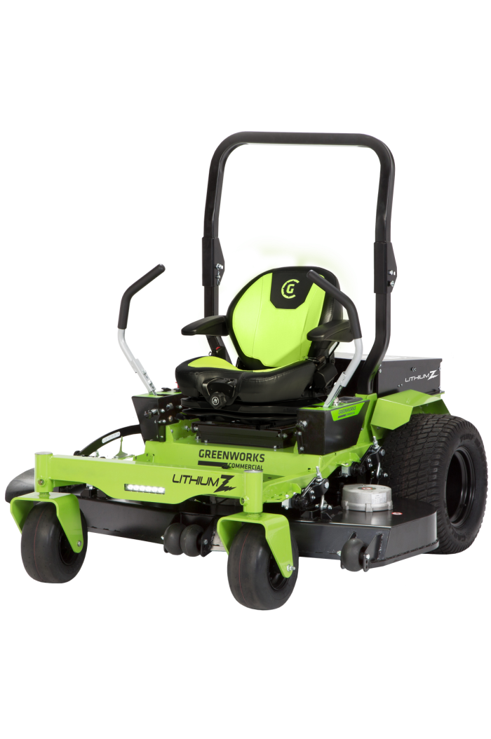 "GZ52R 82-Volt 52"" Ride-On Zero-Turn Mower"