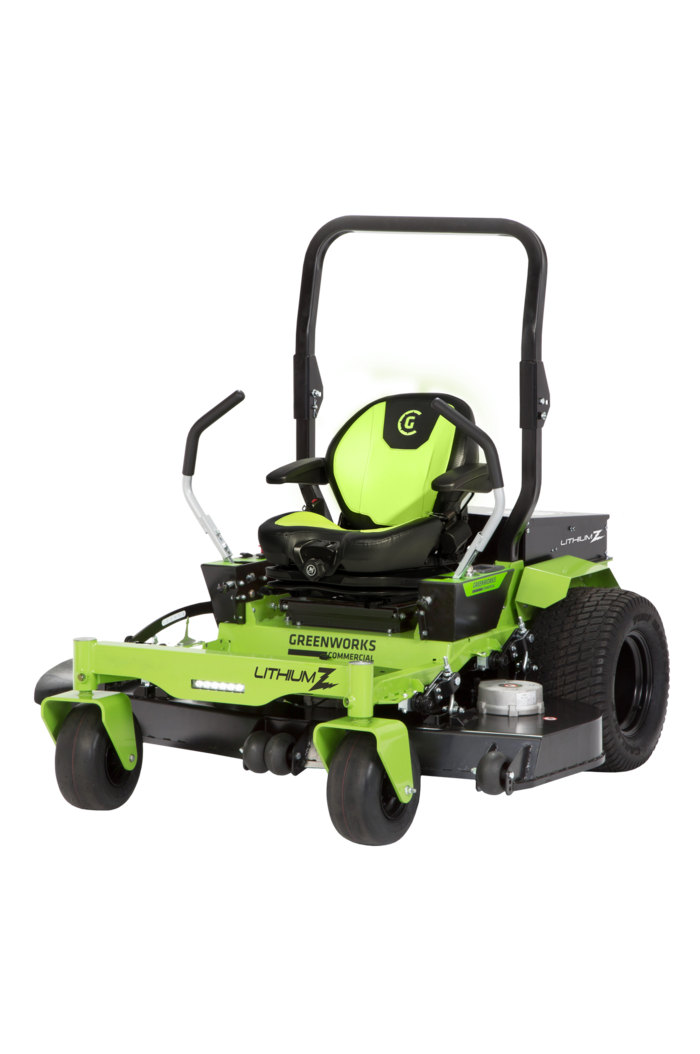"GZ60R 82-Volt 60"" Ride-On Zero-Turn Mower"