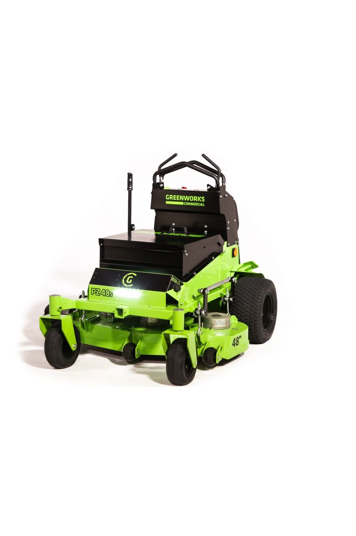 "PZ 48S 48"" PROFESSIONAL STAND-ON ZERO-TURN MOWER"