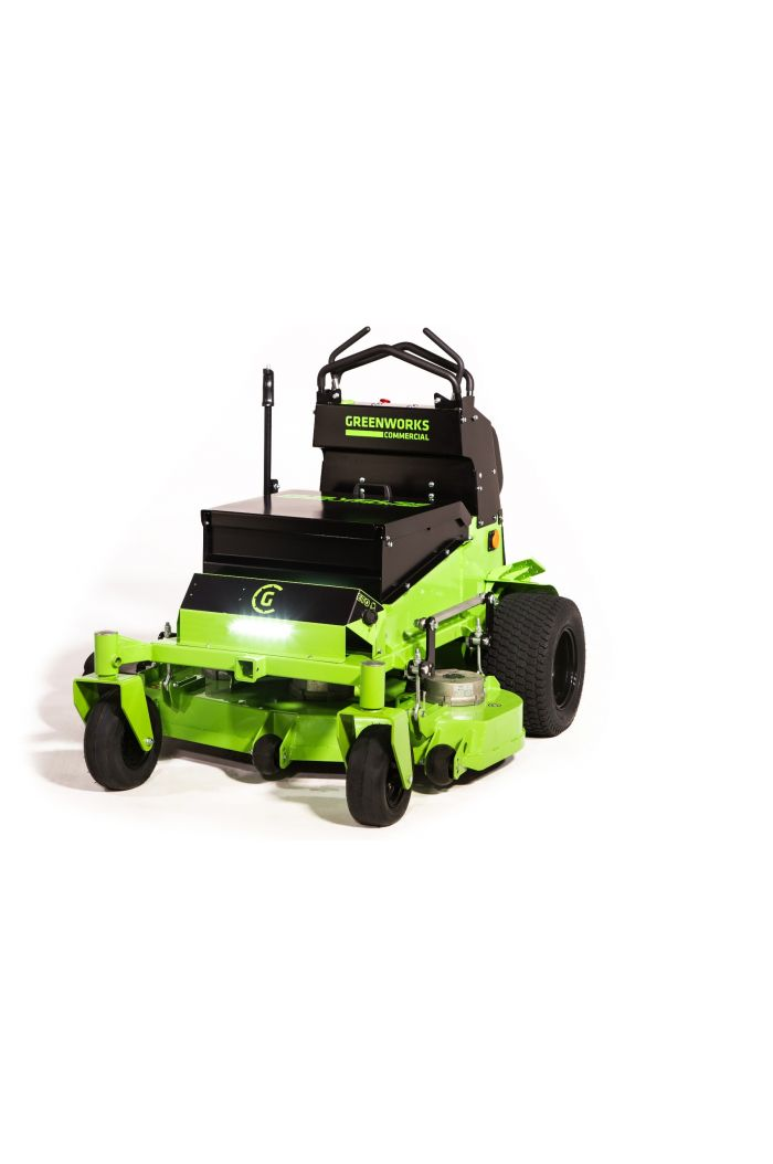 "PZ 52S 52"" PROFESSIONAL STAND-ON ZERO-TURN MOWER"
