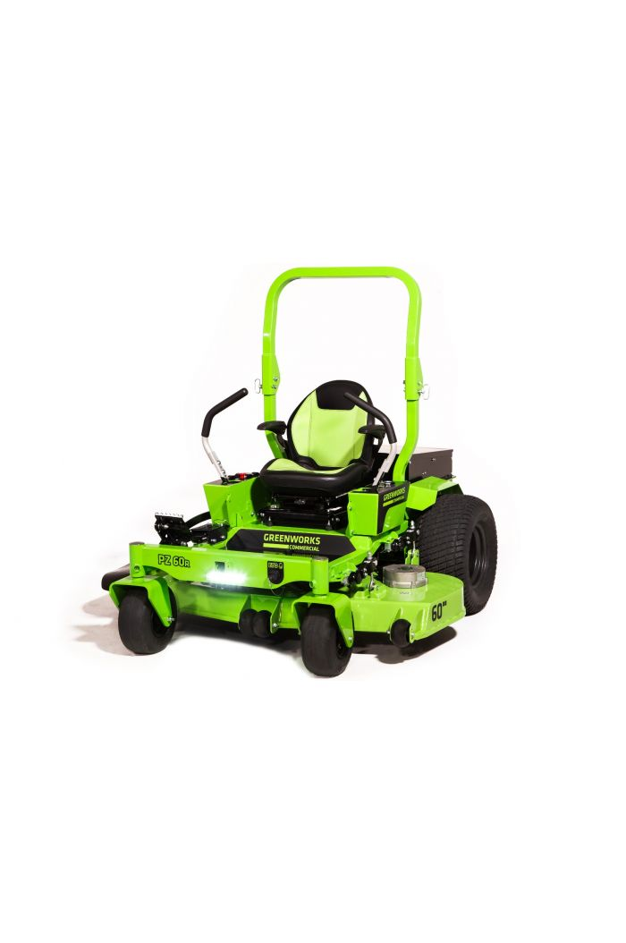 "PZ 60R 60"" PROFESSIONAL RIDE-ON ZERO-TURN MOWER"