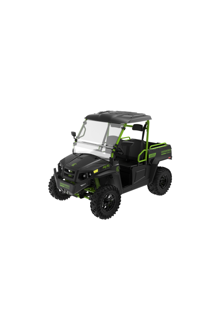 U500SB 82-Volt Utility Vehicle 500 (Black)