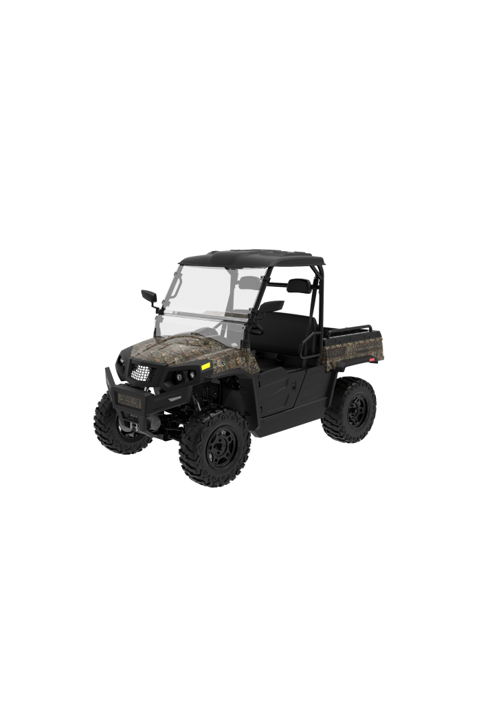 U800SC 82-Volt Utility Vehicle 800 Camo