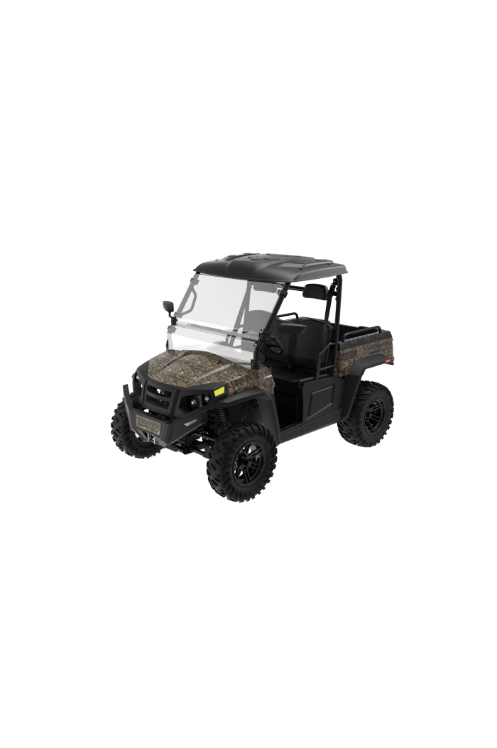U500SC 82-Volt Utility Vehicle 500 (Camo)